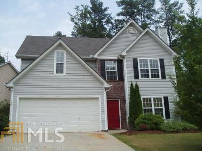 Lawrenceville Single Family Home New: 569 Rivulett Ct