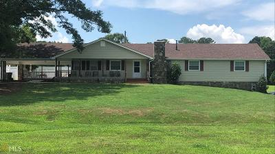 Rockdale County Single Family Home New: 3455 Union Church