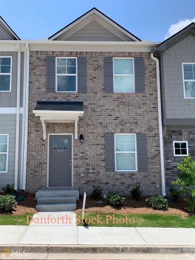 Fulton County Condo/Townhouse New: 890 Ambient #321