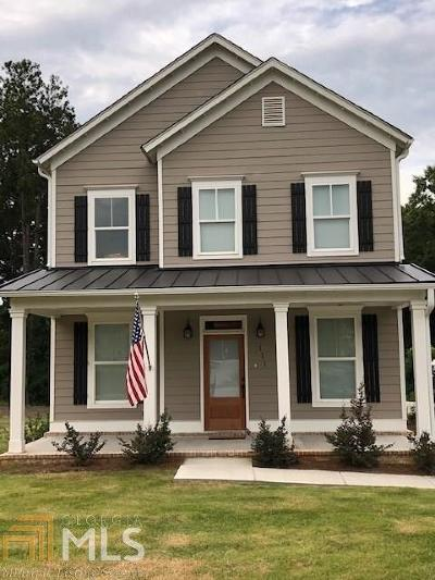 Senoia Single Family Home New: 111 Middle St