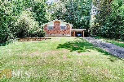 Atlanta Single Family Home New: 2200 Capehart Circle