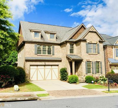 Suwanee Single Family Home New: 3873 Ridge Grove Way