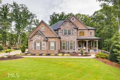 Alpharetta Single Family Home New: 207 Legends Trail