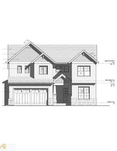 Hall County Single Family Home New: 5490 Oakfern