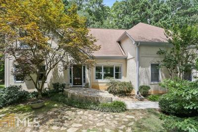 Sandy Springs Single Family Home For Sale: 690 Mabry Rd