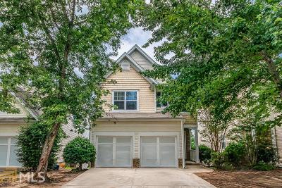 Lawrenceville Single Family Home New: 546 Pond Lillies Road SE