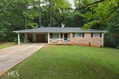 Douglasville Rental New: 4971 Oakdale Drive