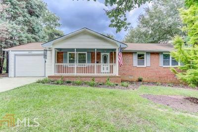 Paulding County Single Family Home New: 5201 Villa Rica Highway