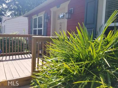 Hapeville Single Family Home For Sale: 264 Moreland Way