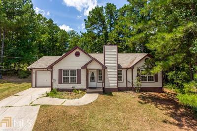 Jonesboro Single Family Home New: 10489 Ace Court