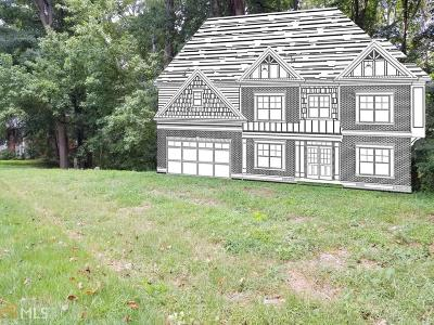 Atlanta Residential Lots & Land New: 3343 Pine Meadow Road NW
