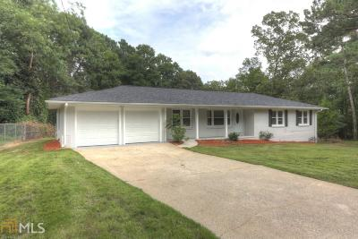 Smyrna Single Family Home New: 3501 S Sherwood Dr