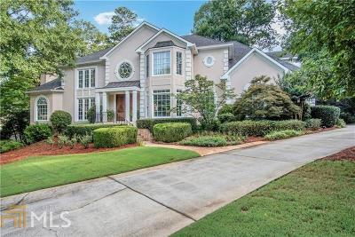 Cobb County, Fulton County Single Family Home New: 1357 Westminster Walk