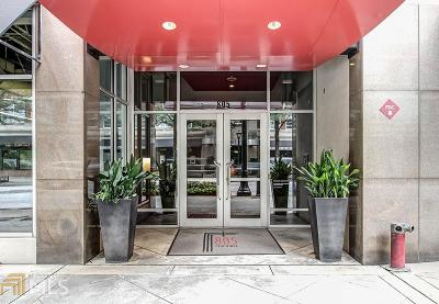 Midtown Condo/Townhouse New: 805 Peachtree St #509