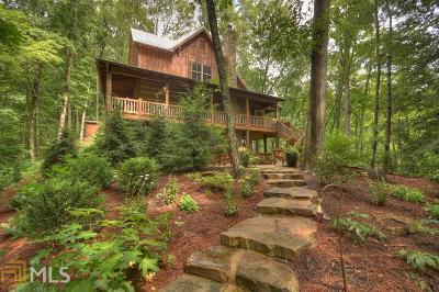 Gilmer County Single Family Home For Sale: 34 Chief Whitetails Rd