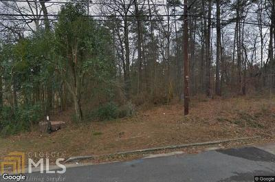 Stone Mountain Residential Lots & Land New: 1201 S Indian Creek Drive