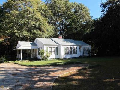 Henry County Single Family Home New: 137 East Atlanta