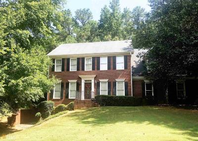 Conyers Single Family Home New: 2370 Stedman