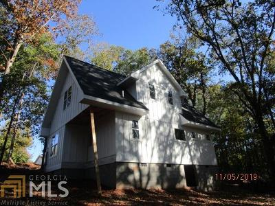 Lavonia Single Family Home New: 145 Arrowhead Dr