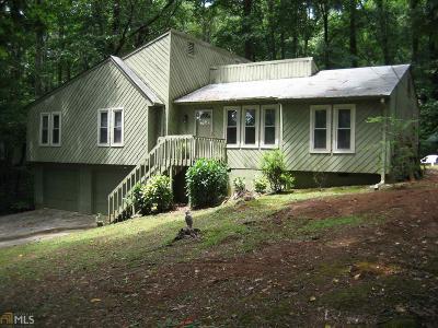 Woodstock Single Family Home New: 413 Riverlake Court