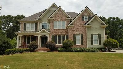 Gwinnett County Single Family Home New: 1632 Great Shoals Drive