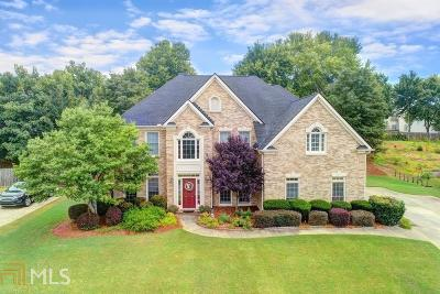 Buford Single Family Home New: 3943 Lost Oak Drive