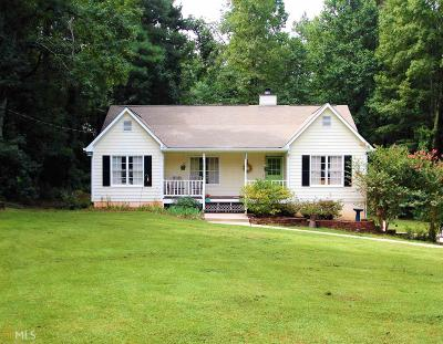 Fayette County Single Family Home New: 160 Ridge Rd