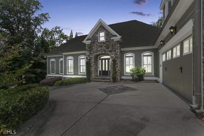Hall County Single Family Home New: 3517 Lake Ridge