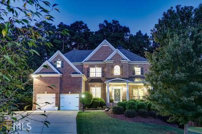 Marietta Single Family Home New: 3334 Ebenezer Farm Rd