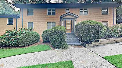 Decatur GA Condo/Townhouse New: $209,900