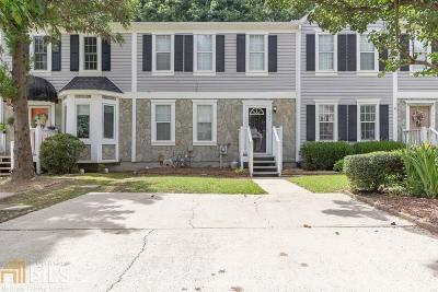 Kennesaw Condo/Townhouse New: 3471 Lee Court NW