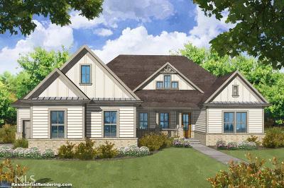 Milton Single Family Home New: 15735 Burdette Ct