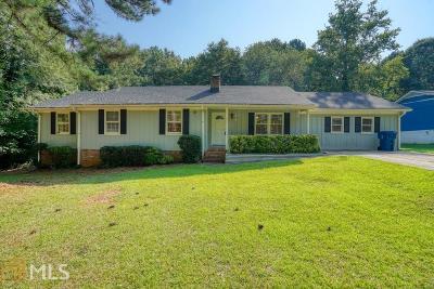 Gwinnett County Single Family Home New: 288 Patterson Road