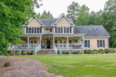 Butts County Single Family Home Under Contract: 121 High Ridge Trl