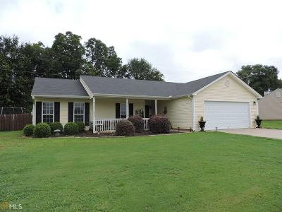 Lavonia Single Family Home New: 85 Ansley Dr