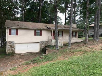 Douglasville Single Family Home New: 6190 S Summers