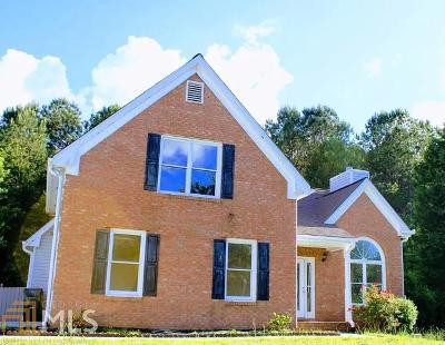 Gwinnett County Single Family Home New: 1545 Rose Pointe