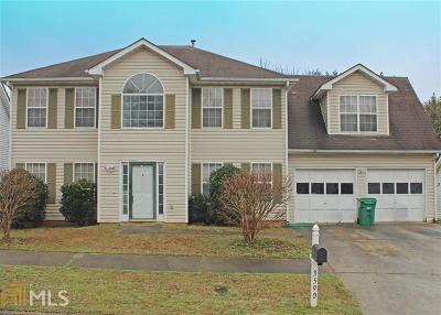 Lithonia Single Family Home New: 3590 Salem Glen Rd