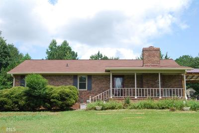 Griffin Single Family Home New: 30 Anderson Rd