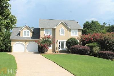 Suwanee Single Family Home For Sale: 3330 Chartwell Pl