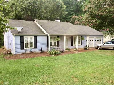 Woodstock Single Family Home New: 140 Riverchase Drive
