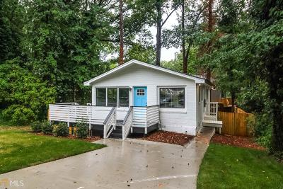Decatur Single Family Home New: 1949 Stanton Street