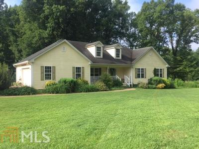 Jasper County Single Family Home For Sale: 3290 Rock Eagle Rd