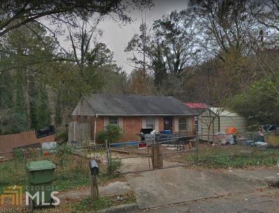 Atlanta GA Single Family Home New: $60,000