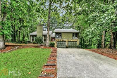 Roswell Single Family Home New: 1005 Laurel Mill Dr