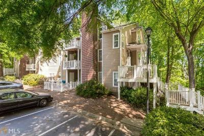 Marietta Condo/Townhouse New: 2204 River Heights Ct
