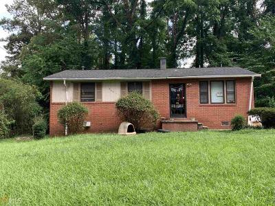 Atlanta Single Family Home New: 363 SE Triumph Circle
