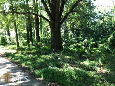 Marietta Residential Lots & Land For Sale: 321 Carruth Dr