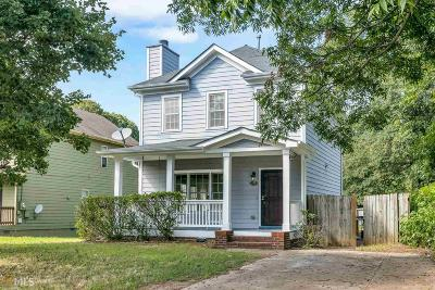 Single Family Home New: 248 Milton Ave