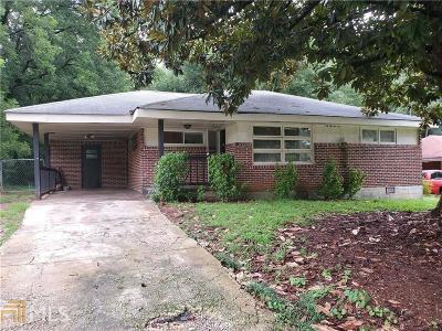 Single Family Home New: 2734 Tilson Road